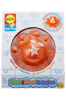 Игрушка для ванны осьминог ALEX