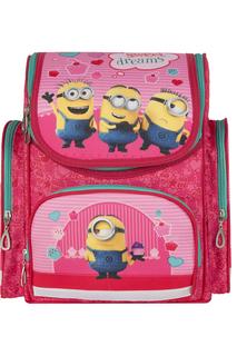 Рюкзак с усиленной спинкой Universal миньоны