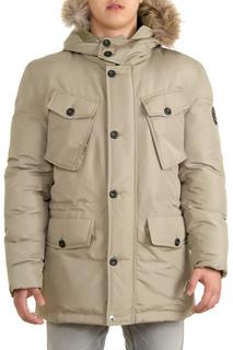 Куртка с мехом NICKELSON