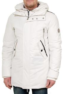 Куртка с анатомическим капюшоном NICKELSON