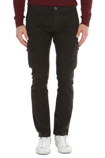 Зауженные брюки с накладными карманами Gaudi