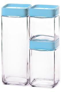 Набор контейнеров, 3 шт Glasslock