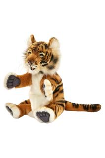 Тигр, игрушка на руку, 24 см Hansa