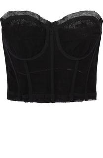 Кружевной корсет-бюстье Dolce & Gabbana
