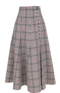 Шерстяная юбка-миди Rosie Assoulin