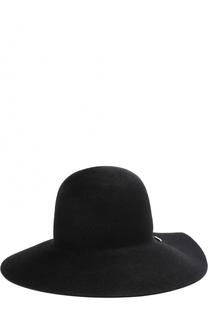 Фетровая шляпа с булавкой Inverni