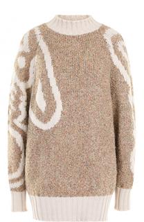 Удлиненный свитер свободного кроя See by Chloé