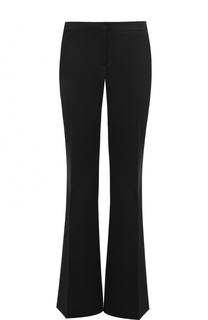 Шерстяные расклешенные брюки со стрелками Burberry