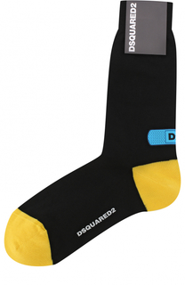 Хлопковые носки Dsquared2