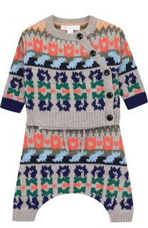 Комплект из свитера и брюк Burberry