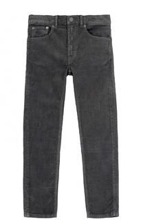 Вельветовые джинсы прямого кроя Burberry