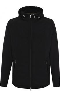 Утепленная куртка на молнии с капюшоном Bogner
