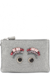 Клатч Diamante Eyes Anya Hindmarch