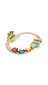 Gift Boutique Childrens Little Railway Set