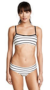 Kate Spade New York Stinson Beach Bralette Top