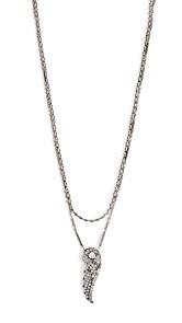 Lulu Frost Aviation Layered Pendant Necklace