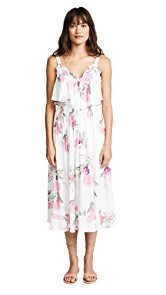 Steele Botanica Midi Dress