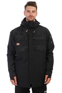 Куртка утепленная DC Haven British Reflective