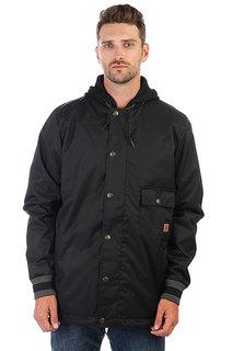 Куртка утепленная DC Flux Black