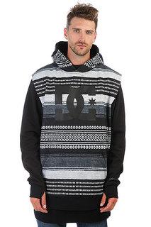 Толстовка сноубордическая Quiksilver Dryden Poncho Stripe Gs