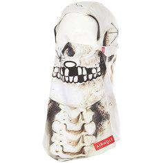 Баклава Airhole Balaclava Hinge Drytech Skull