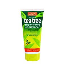 BEAUTY FORMULAS Кондиционер для волос глубокого действия Чайное дерево 200 мл