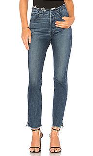 Узкие джинсы frayed edge shelter - 3x1