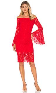 Платье миди solange - Bardot