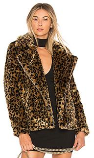 Пальто из искусственного меха dallas - by the way.