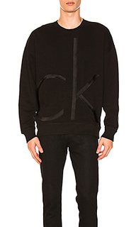 Свитшот embroidered logo - Calvin Klein