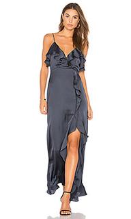 Платье с запахом lenore - Clayton