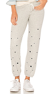 Спортивные брюки stardust flocking - MONROW