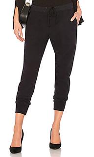 Трикотажные брюки zip pocket - James Perse