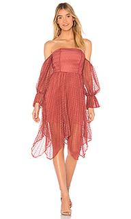 Платье миди ignite - keepsake