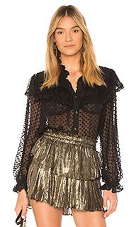 Прозрачная блуза erica - LoveShackFancy