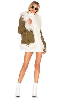 Куртка из искусственного меха tiana - MAJORELLE