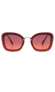 Солнцезащитные очки reveal - Miu Miu