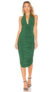 Платье холтер - Norma Kamali