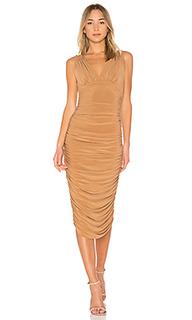 Платье без рукавов tara - Norma Kamali