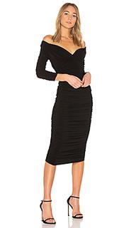 Платье с длинным рукавом tara - Norma Kamali