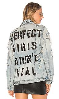 Джинсовая куртка love notes - PRPS Goods & Co