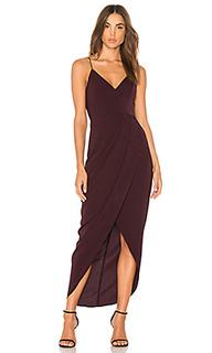 Платье с драпировкой cocktail - Shona Joy