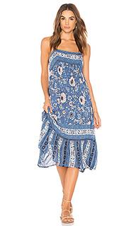 Платье миди zahara - Spell & The Gypsy Collective