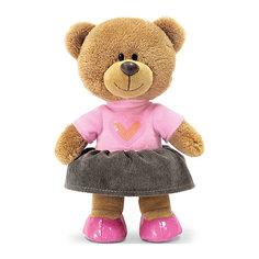 Медведица Оливия, музыкальная, 24 см, LAVA