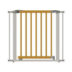 Ворота безопасности 73-96 см, Clippasafe, серебристый