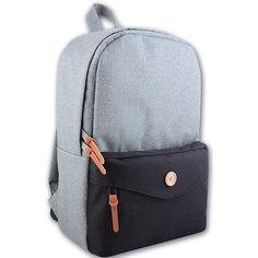 Рюкзак молодежный, серый Феникс