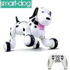 Робот SMART-DOG, с дистанциооным управлением, Happy cow Blue Sea