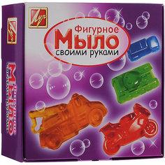 """Набор для изготовления мыла """"Машины"""" Луч"""