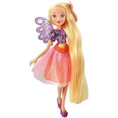 """Кукла Winx Club """"Мерцающее облако"""" Стелла, 35 см"""