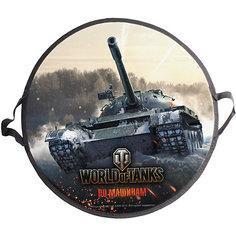 World of Tanks, ледянка,  52 см, круглая 1 Toy